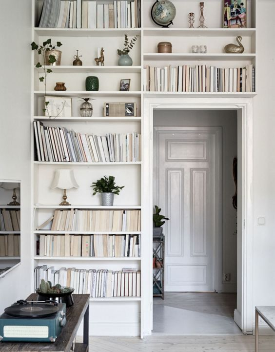 The Best Bookshelves on Pinterest Right Now
