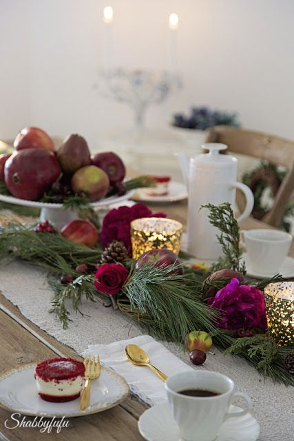835 best holidays: christmas tablescapes images on pinterest