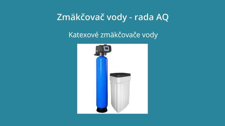 Zmäkčovače vody pre domácnosť - predaj, informácie