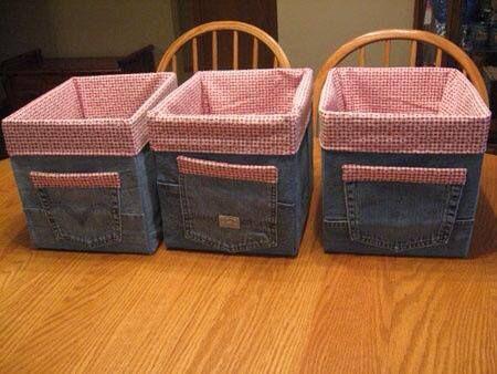 Jeans - Reciclando | MEU MUNDO CRAFT