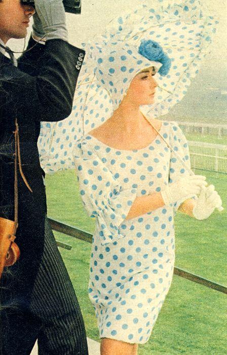 Polka Dot Fashion <3 1965