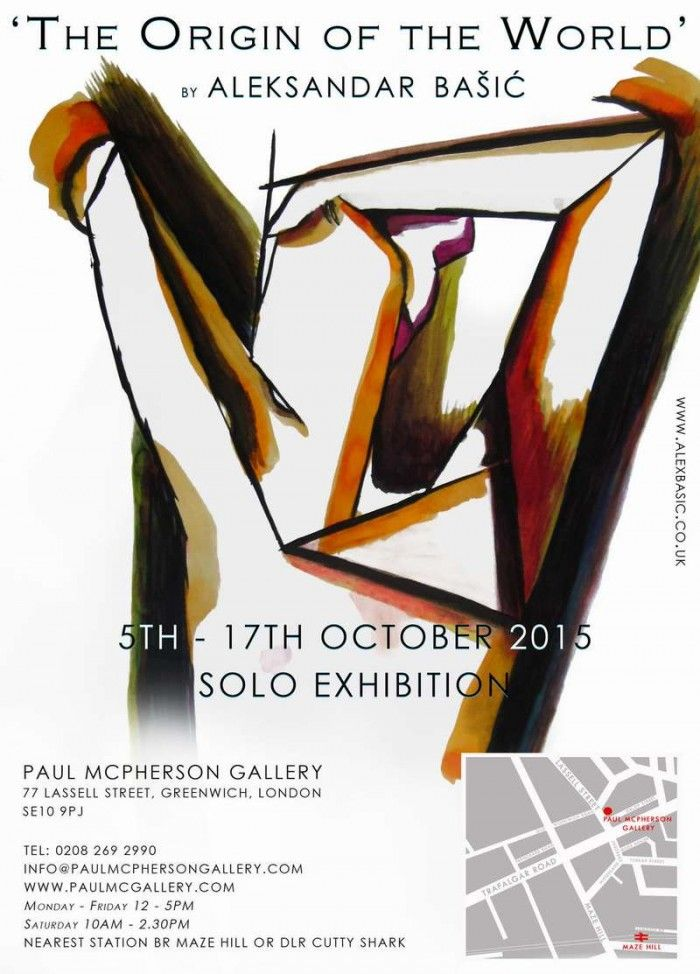 Art Exhibition London | The Origin of the World | Art Week