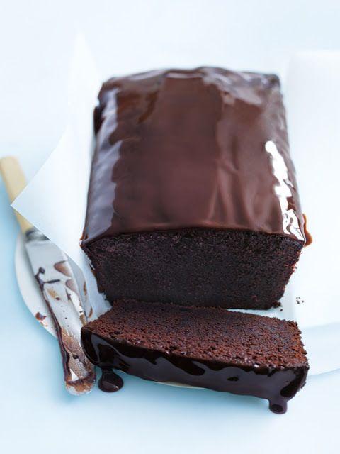 Queque de Chocolate // Donna Hay// Chocolate pound cake
