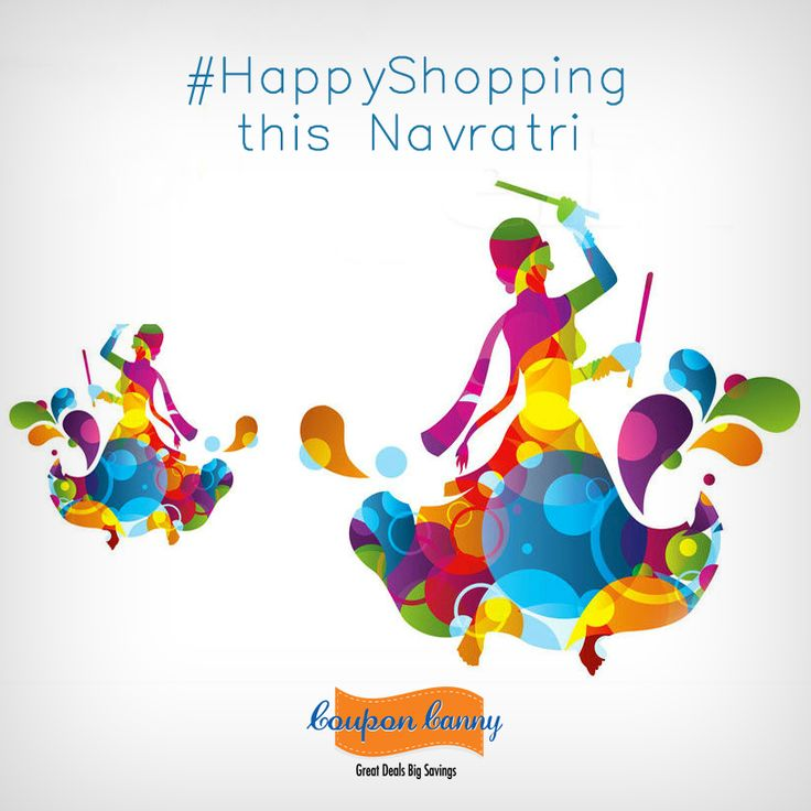 This #navratri we have deals which will make you look and feel amazing! Take a look at the coupons here: http://www.couponcanny.in/navaratri-deals/ All top brands and stores covered. #HappyShopping