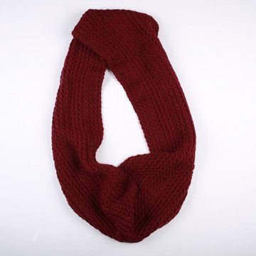 Ruby circle scarf. I can replicate this.: Design Products, Circle Scarf, Scarfs Ruby, Ruby Circles, Circles Scarfs