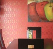 Plantilla Decorativa Soft, solo pinta y crea efectos como el papel tapiz y los vinilos decorativos!