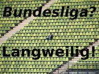 Wer braucht schon die Bundesliga? | Satirepost -- seriös & kompetent