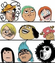 one piece funny pictures - Google Search