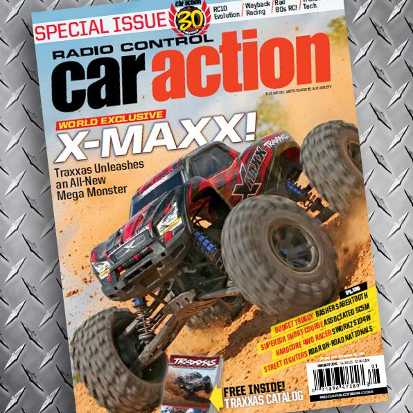Genial RC Car Action EXCLUSIVE: Traxxas Announces All New X MAXX, And WE