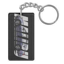 2015 Malibu Keychain