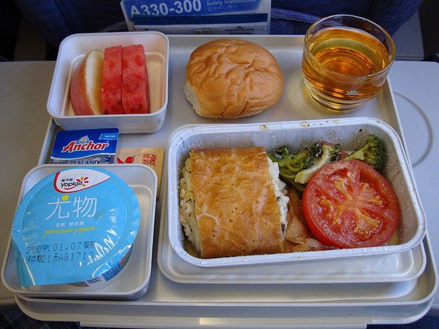 Vietnam Airlines | 18 Airline Foods From Around The World