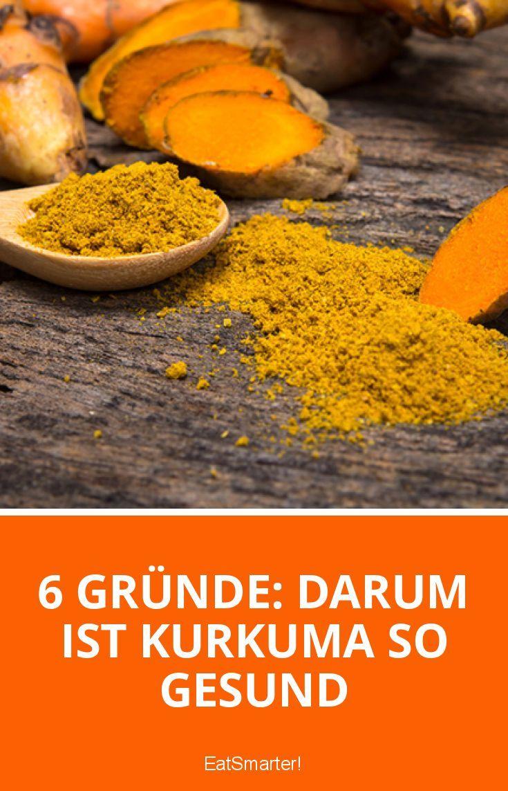 6 Gründe: Darum ist Kurkuma so gesund   eatsmarter.de