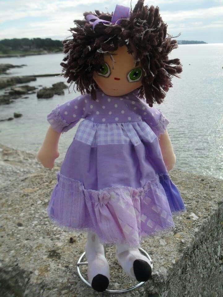 Zdenka Ivancic doll 💙