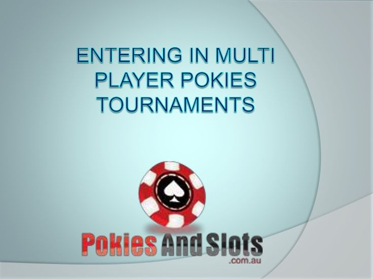 Are you wanted to involve in online pokies tournament? You can join Pokies and Slots Australia with a process of registration. So don't wait, get registered first and enjoy online pokies tournaments for real money. For more information view this presentation.