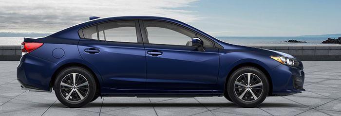 The 2019 Subaru Impreza 2 0i Premium Sedan Specs Price Comes With Elegant Exterior And Comfortable Interior Design Which Are Equ Subaru Impreza Subaru Impreza