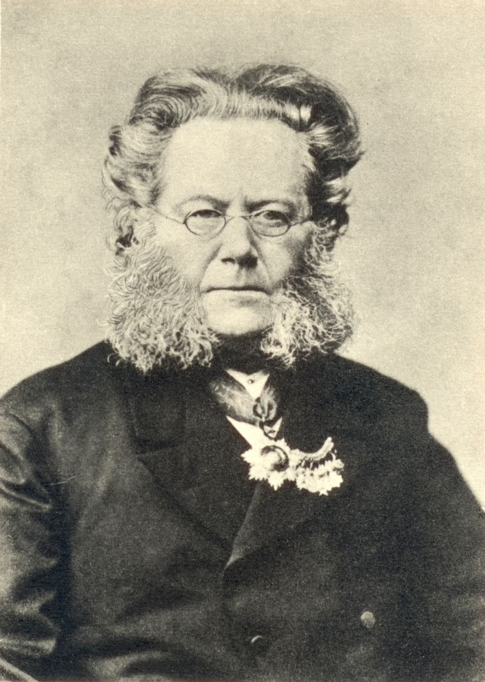 an introduction to the life of henrik ibsen Henrik johan ibsen believing that it was possible for two people to travel through life an enemy of the people is one of henrik ibsen's most popular and well.