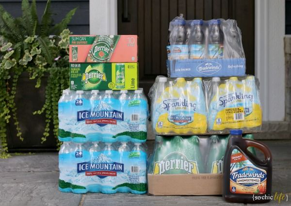 Do you have fear of running out of water? With ReadyRefresh Delivery Service by #Nestle you'll never run out of water again! #ad