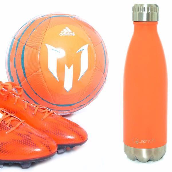 Quench Bottle Bright Orange | GoodiesHub.com