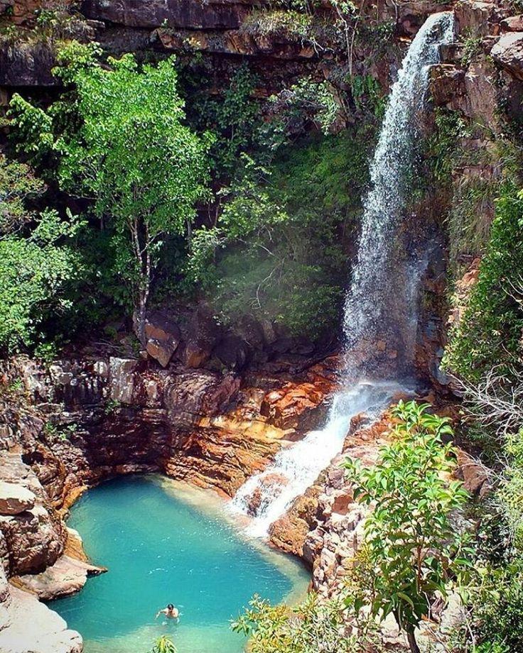 La Quebrada Pacheco La Gran Sabana Venezuela Foto