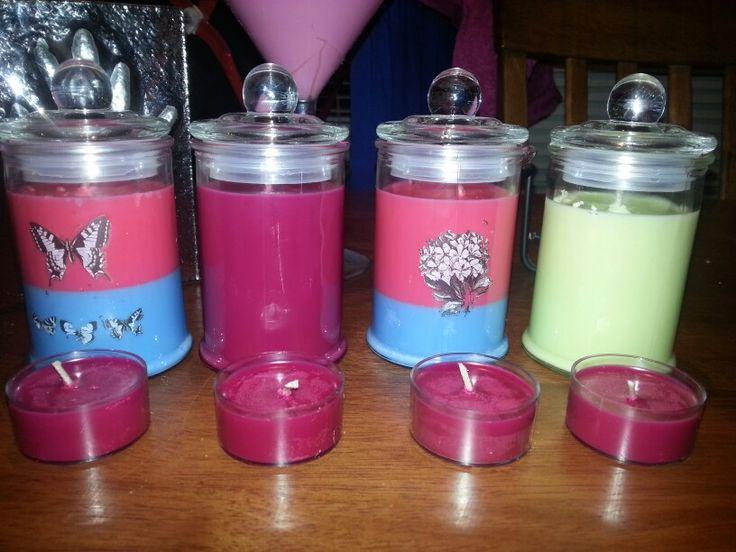 Candlesbycheri -soy candles