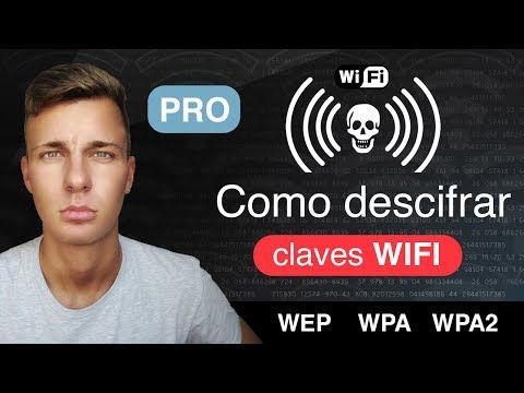 Como Descifrar Claves WiFi Fácilmente | WEP, WPA y WPA2 y WPA2 - YouTube