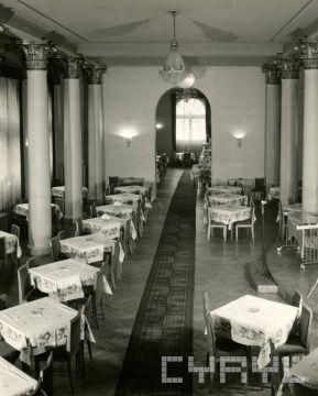 Restauracja Magnolia (obecnie Villa Magnolia) przy ul. Głogowskiej w parku Wilsona
