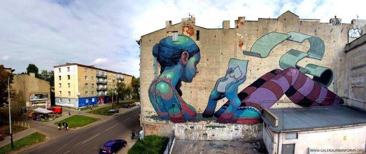 Fundacja Urban Forms - Pomorska, Łódź, Poland