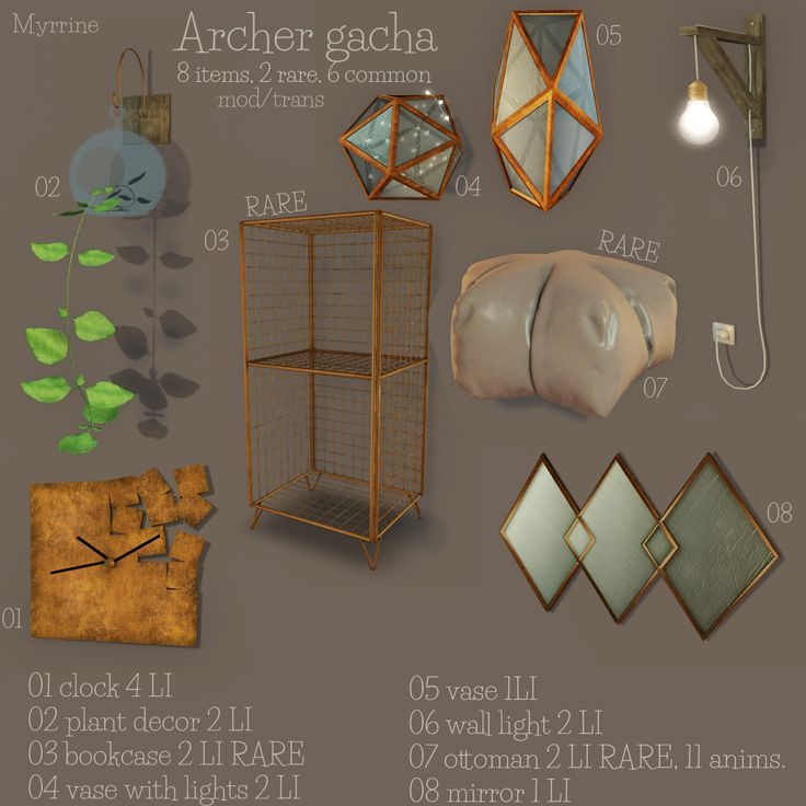 Archer gacha