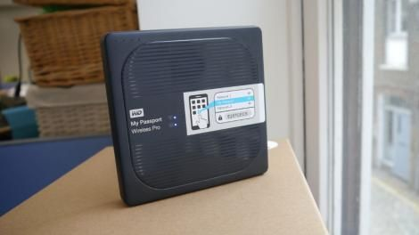Hands-on review: Western Digital My Passport Wireless Pro