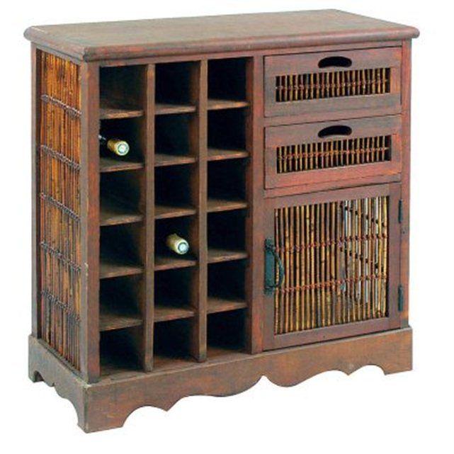 17 meilleures images propos de meubles casiers ou for Meuble bois tiroirs casiers