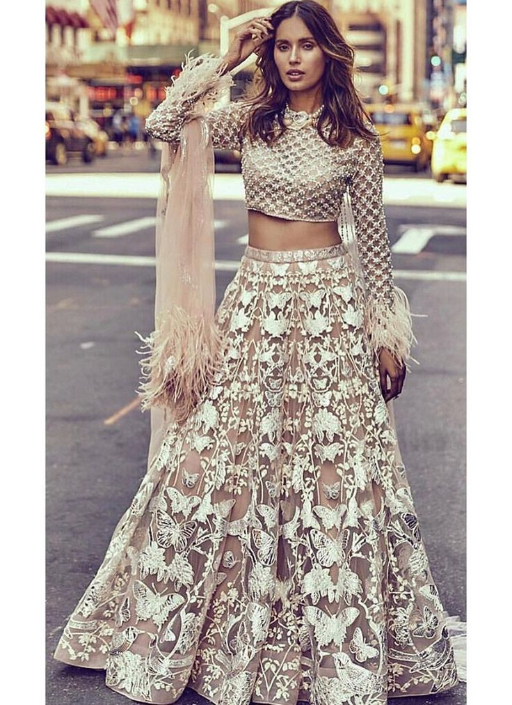 e2c19c0dc3 Exclusive Heavy Designer Beautiful White Color Party Wear Lehenga Choli in  2019 | Lehenga | Party wear lehenga, Bridal lehenga, Pakistani bridal  couture