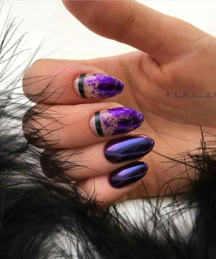 #Acryl #Acryl #Kurze #Nägel #Nägel #oval – Frisur Ideen
