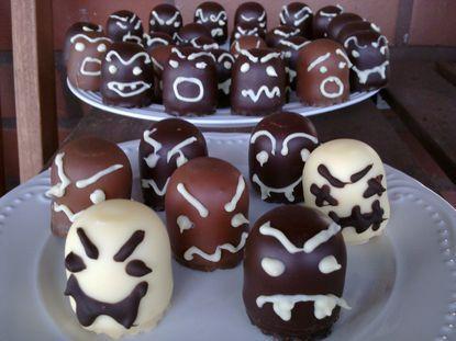 Thriller Night - Halloween Suukot Kotikokki.netin nimimerkki Silken ohjein