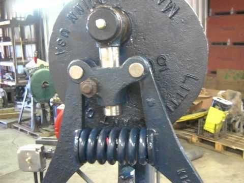 17 best ideas about blacksmith power hammer power little giant power hammer operation