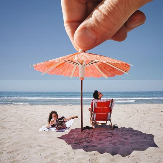 Stephen McMennamy's #ComboPhoto Mashups Result in Humorous Juxtapositions