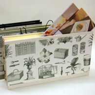 Accordion File - Hubert Bookbinding on Rise Creatives