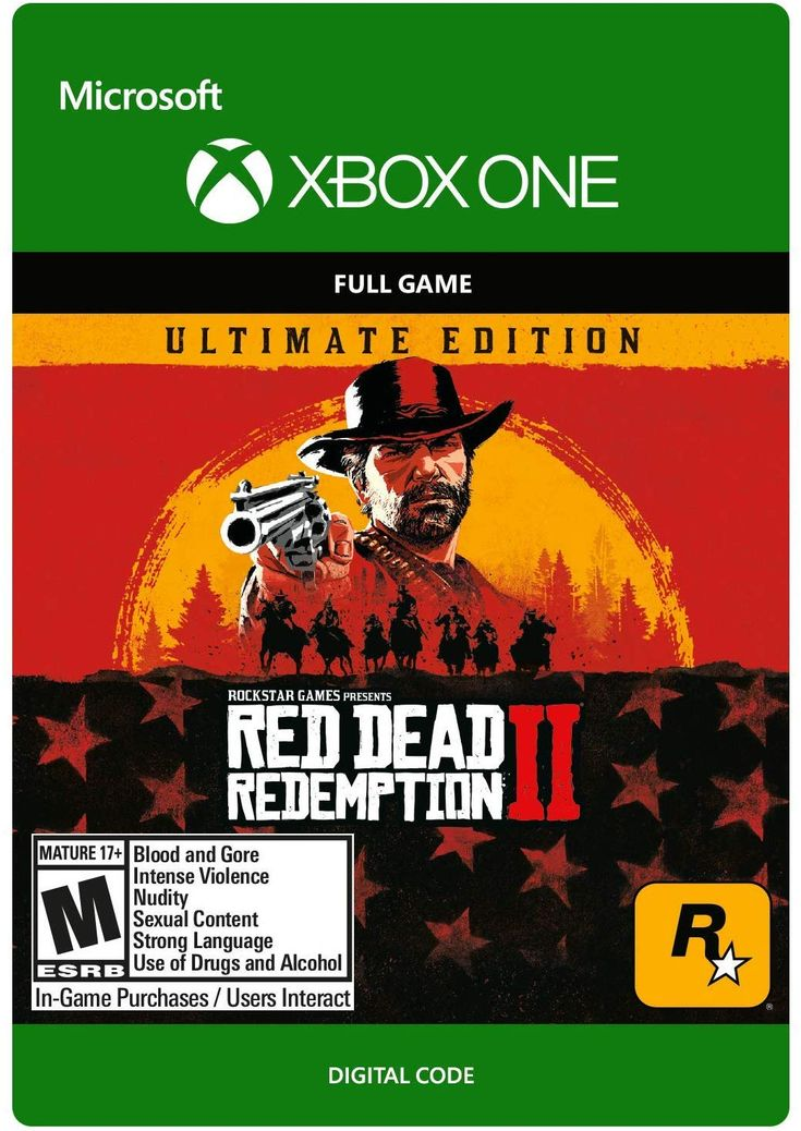 Red Dead Redemption 2 Ultimate Edition Xbox One [Digital