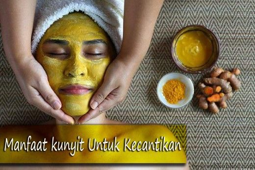 Manfaat kunyit, perawatan kulit, tips kecantikan