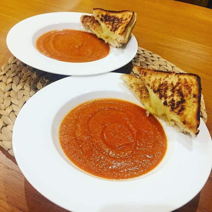 Winter is here. Along with a super simple tomato soup (with some coconut milk instead of heavy cream lots of garlic/shallots and a little oregano) and grilled cheese. #HomeMade #TalesFromNW  #MangiaBene #ComfortFood #Winter #soup