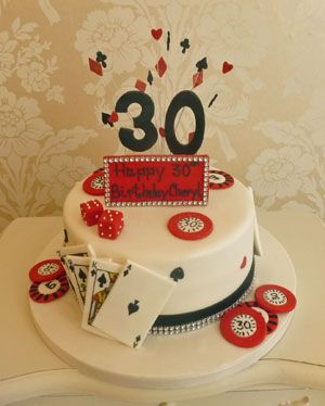 24 best Vegas themed cakes images on Pinterest Las vegas cake