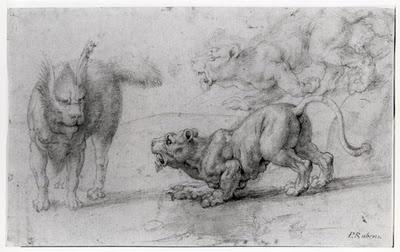 Sketch by Sir Peter Paul RubensPeter Paul Rubens, Peter O'Tool, Sketches