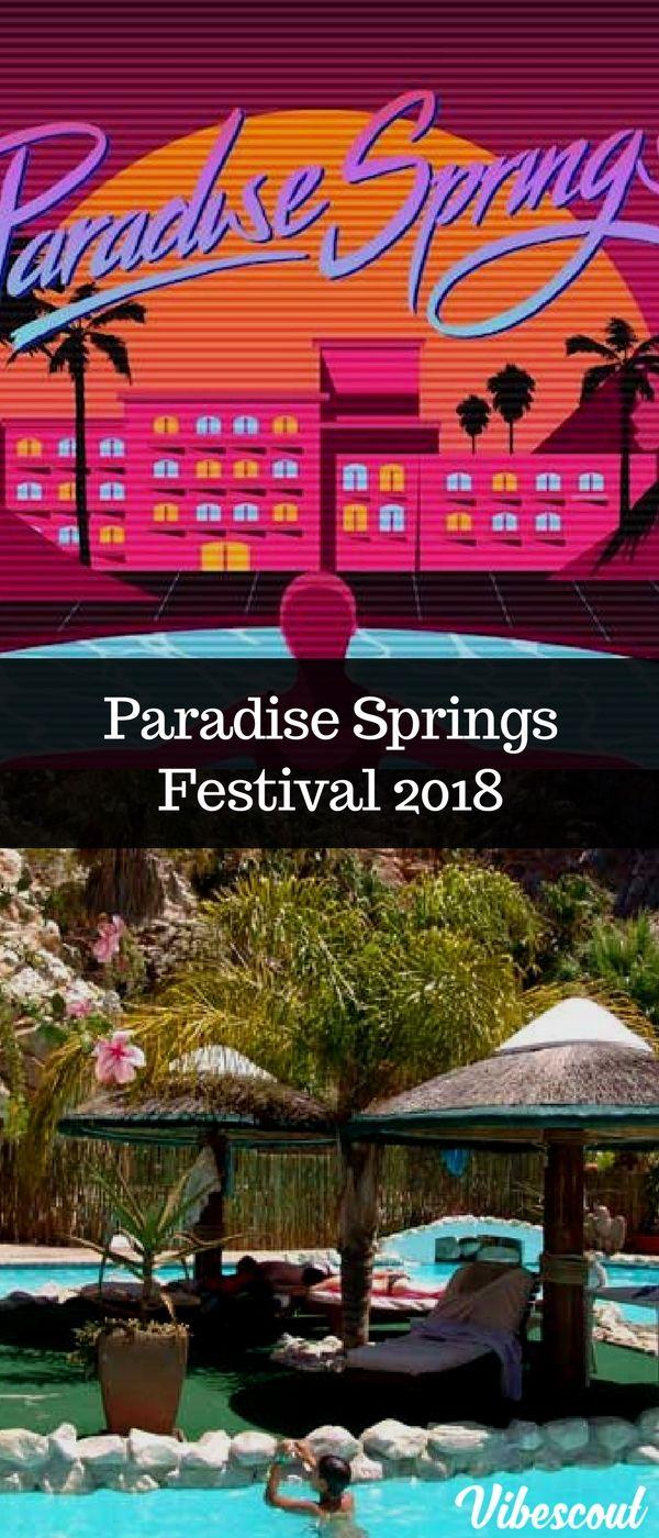2-4 March 2018. Strange Loving Presents, the 3 day hotel & resort pool party festival. Spend the whole weekend dancing, soaked in water, with the warm sun on your bare shoulders exploring the array of activities available. #capetown #strangeloving #paradisesprings