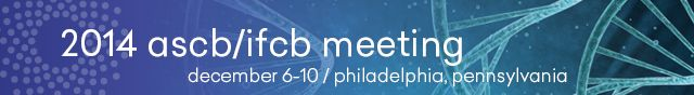 ASCB 2014 Annual Meeting event banner in the EventPilot Conference App.