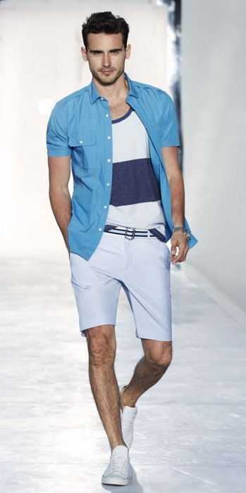 Summer Mens Clothes