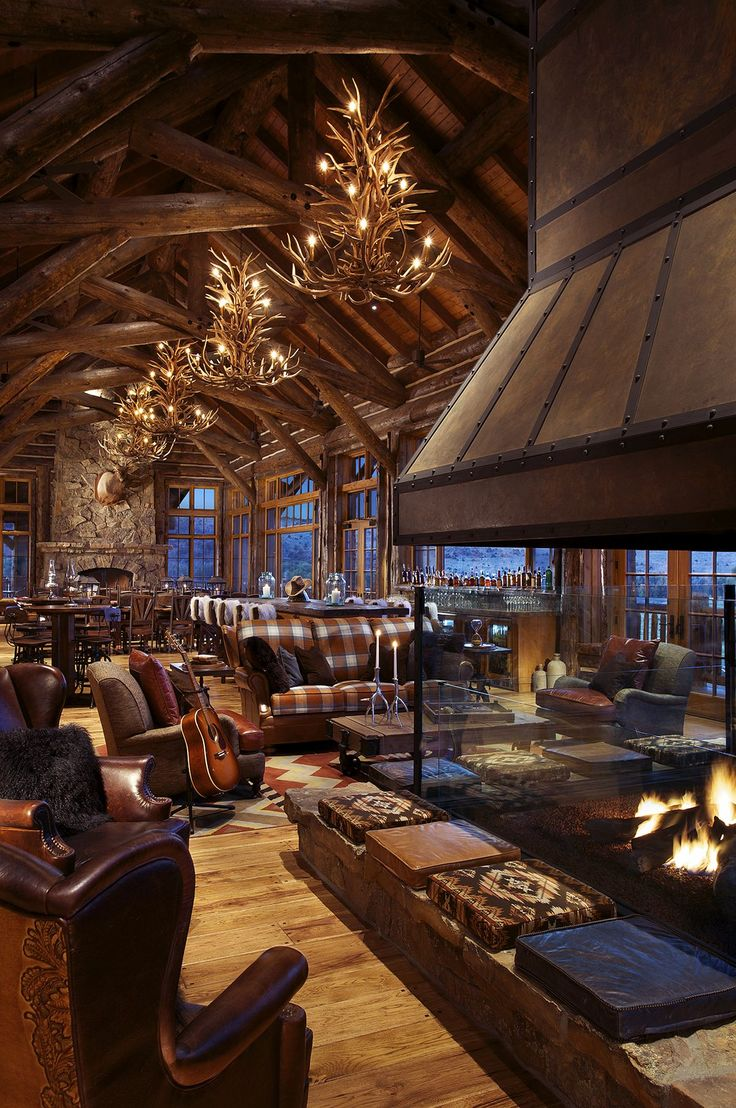 The Lodge and Spa at Brush Creek Ranch Spread over... | Luxury Accommodations