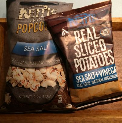 Totally Love Kettle's Environmental Initiatives! Sea Salt & Vinegar Real Sliced Potatoes Are The BEST! #GotItFree