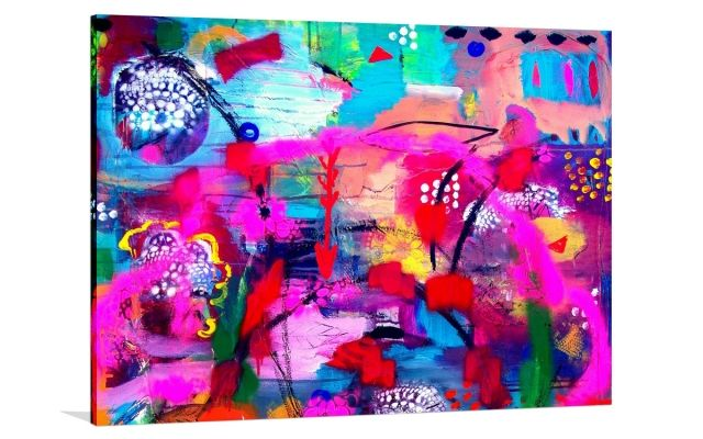 KISS OF THE BUTTERFLY [HE-238749623] - $399.00 | United Artworks | Original art for interior design, buy original paintings online