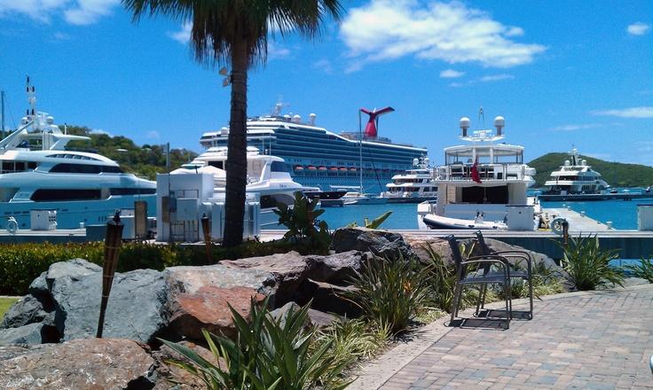 Yacht Haven Grande, St. Thomas, USVI: Yachts Haven, Haven Grand
