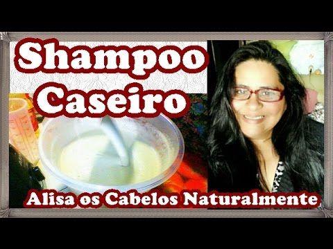 SHAMPOO P/ ALISAMENTO NATURAL DOS CABELOS E ALINHAMENTO DOS FIOS/TD Simples & Natural- Elis - YouTube