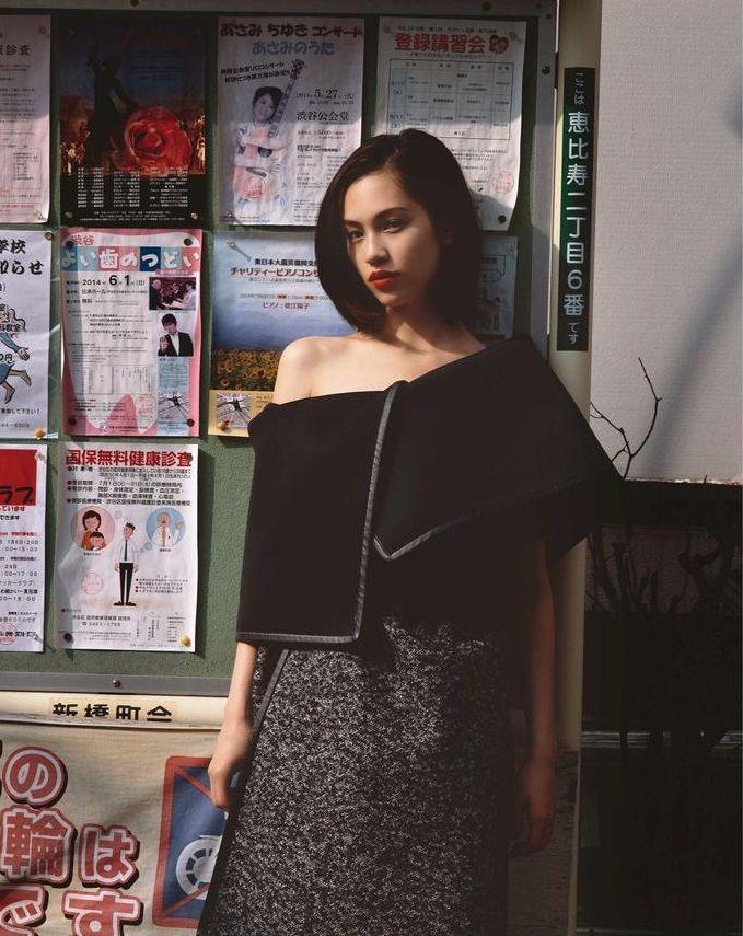 Kiko Mizuhara | Portraits by Chikashi Suzuki